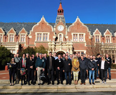 NZ Parks Managers_Group_Ivey Hall_July 2
