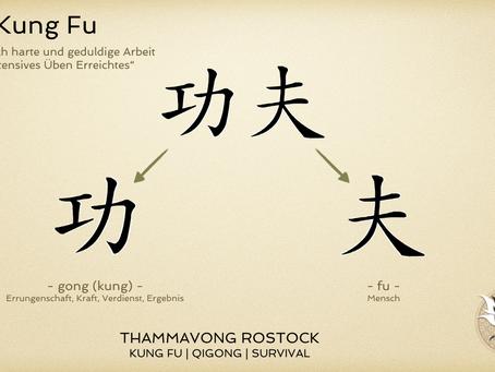 Kung Fu - Die Kunst hinter der Kampfkunst