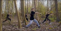 Outdoor Kung Fu