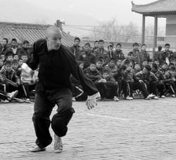Kung Fu Weiterbildung in Shaolin