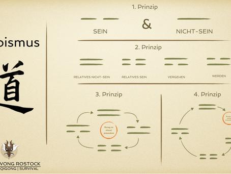 Eine Einführung in den Daoismus & Die Frage nach dem Qi