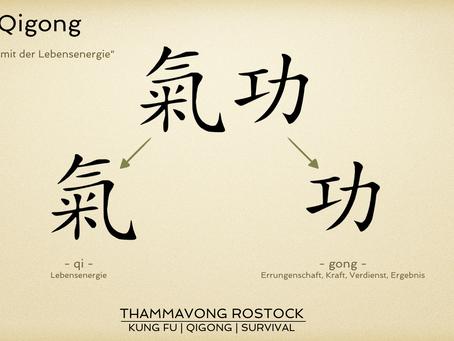 Qigong und das Geheimnis des Qi