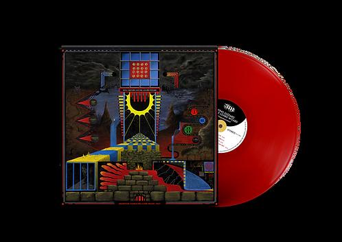 "KING GIZZARD & THE LIZARD WIZARD ""Polygondwanaland"" 12"" Red version"