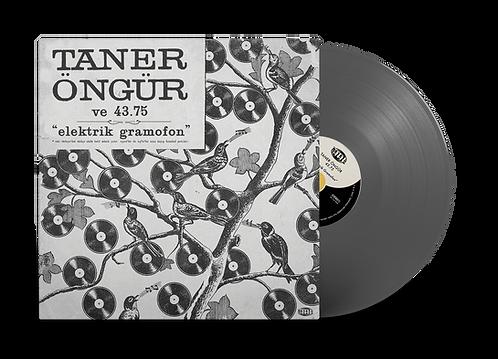 "TANER ÖNGÜR ""Elektrik Gramofon"" 12"" Grey version"