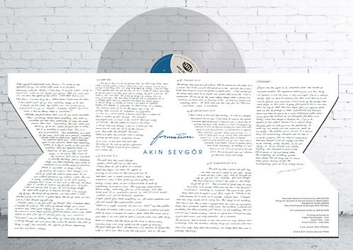 "AKIN SEVGÖR ""Formation"" Special Edition Hardcover LP"