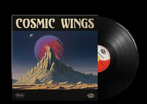 """COSMIC WINGS (12"""" LP)"""