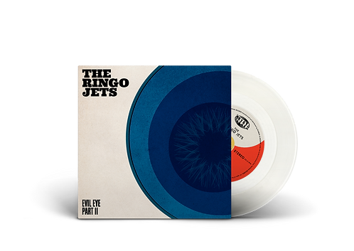 "THE RINGO JETS ""Evil Eye"" Part II (7"" EP)"