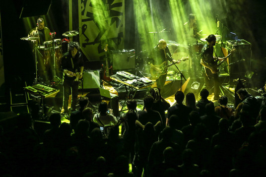 AYYUKA live at Zorlu by Cem Gültepe