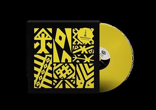 """AYYUKA """"Maslak Halayı"""" Yellow LP"""