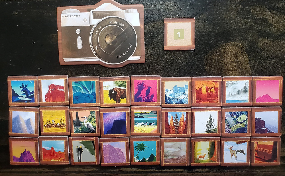 Camera and photos from PARKS