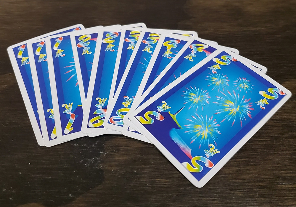 Hanabi Wild Cards