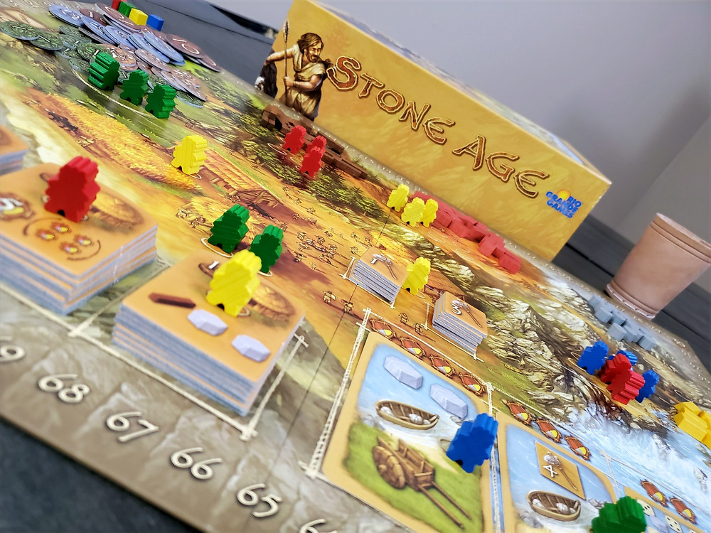 Stone Age Board Game Review