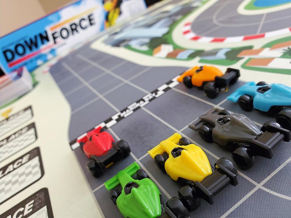 Downforce Board Game