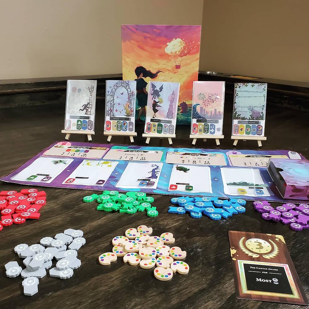 Canvas Game Setup