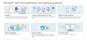 Link Microsoft Teams documentation and practical guidance