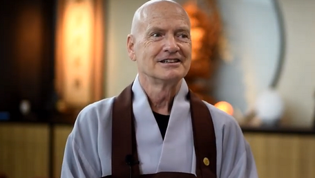 大光禅师 – 世界一花是什么?Zen Master Dae Kwang - What is The Whole World Is A Single Flower?