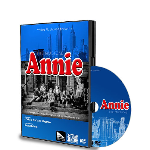 Annie 2019  Valley Playhouse Presents