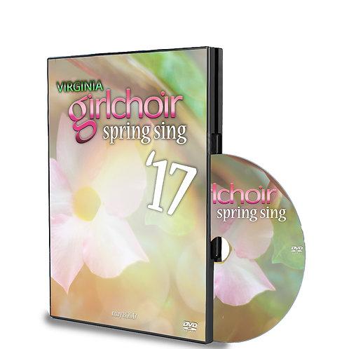 2017 Virginia Girlchoir Spring Sing