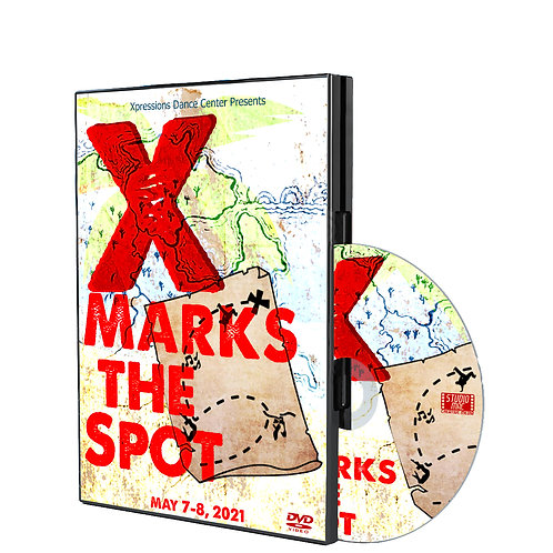 X Marks the Spot: Xpressions Dance 2021
