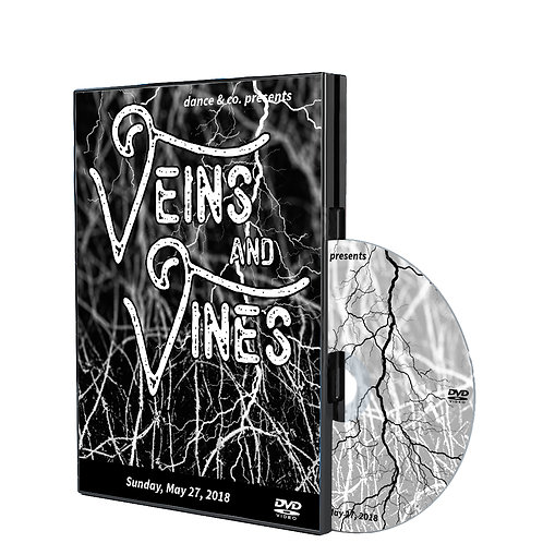 Veins and Vines: 2018 Dance and Co.