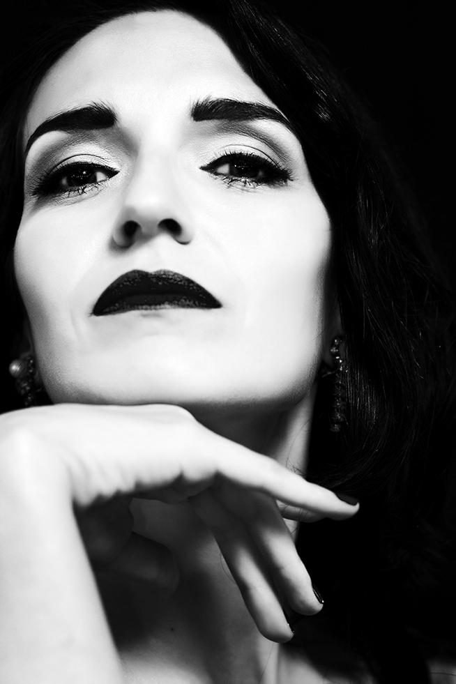 La danzatrice Carmen Famiglietti