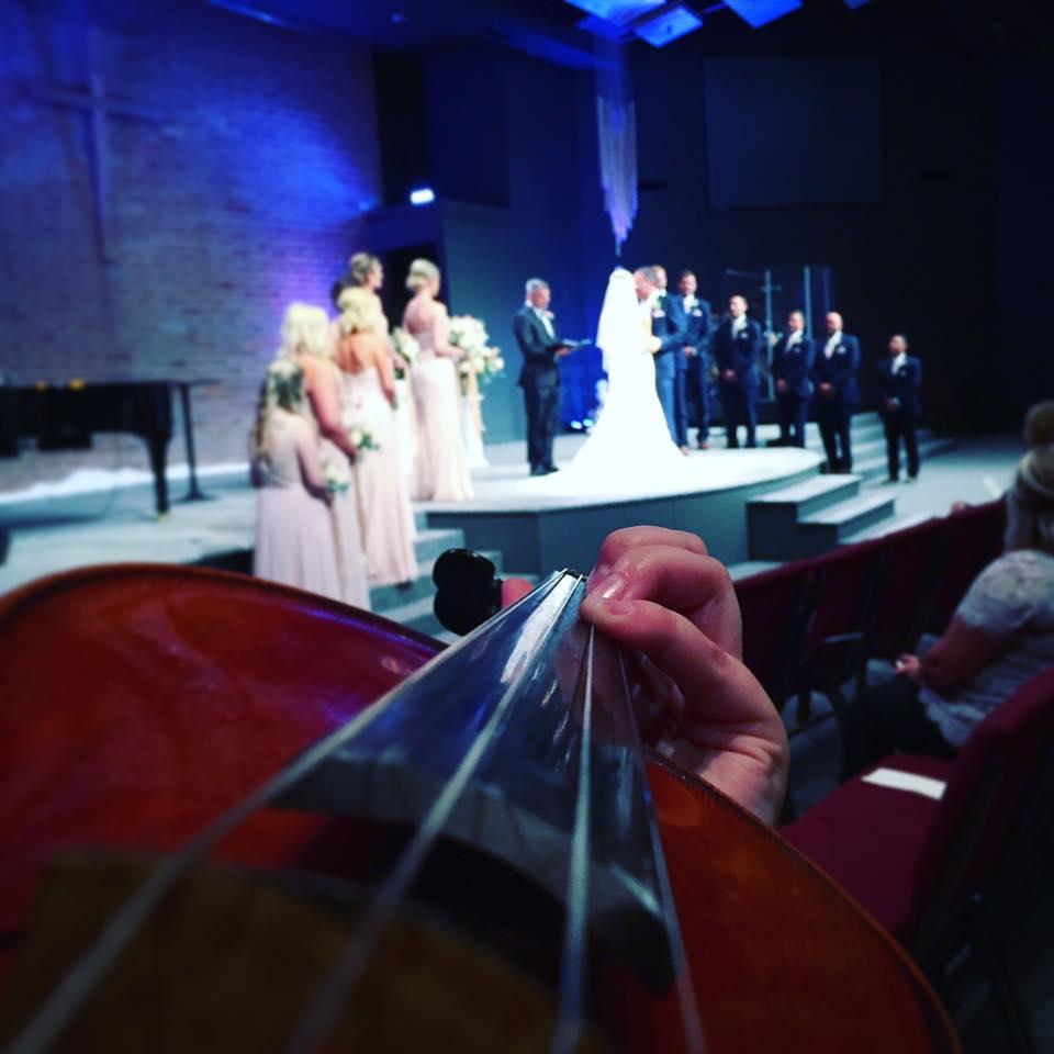 Wedding Ceremony in Des Moines, IA