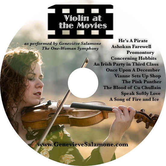 Violin at the Movies