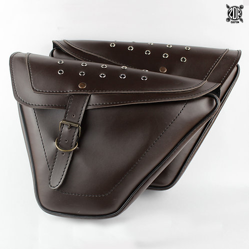 Side Bags Brown (pair)