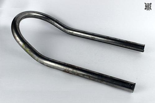 Café Racer low cc chassis loop/curve