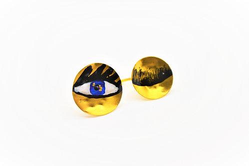 "The ""Eye"" ring"