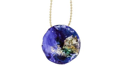 Planet Earth pendant