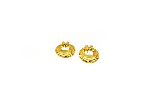 Kinēsis earrings Amalthea