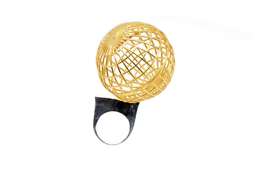 Kinēsis wave  perforated ring