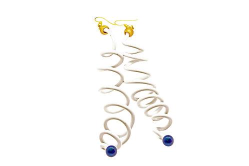 Wired earrings