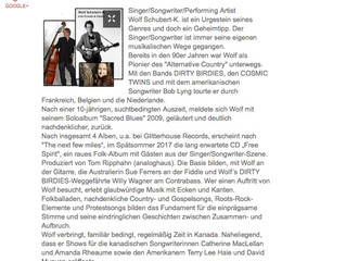 Offenbach Post zu Konzert im Maximal