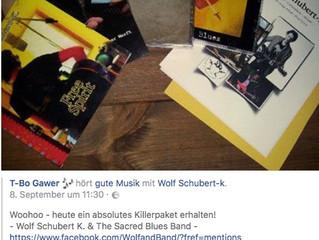 Fan-reaktionen:T-Bo Gawer on facebook