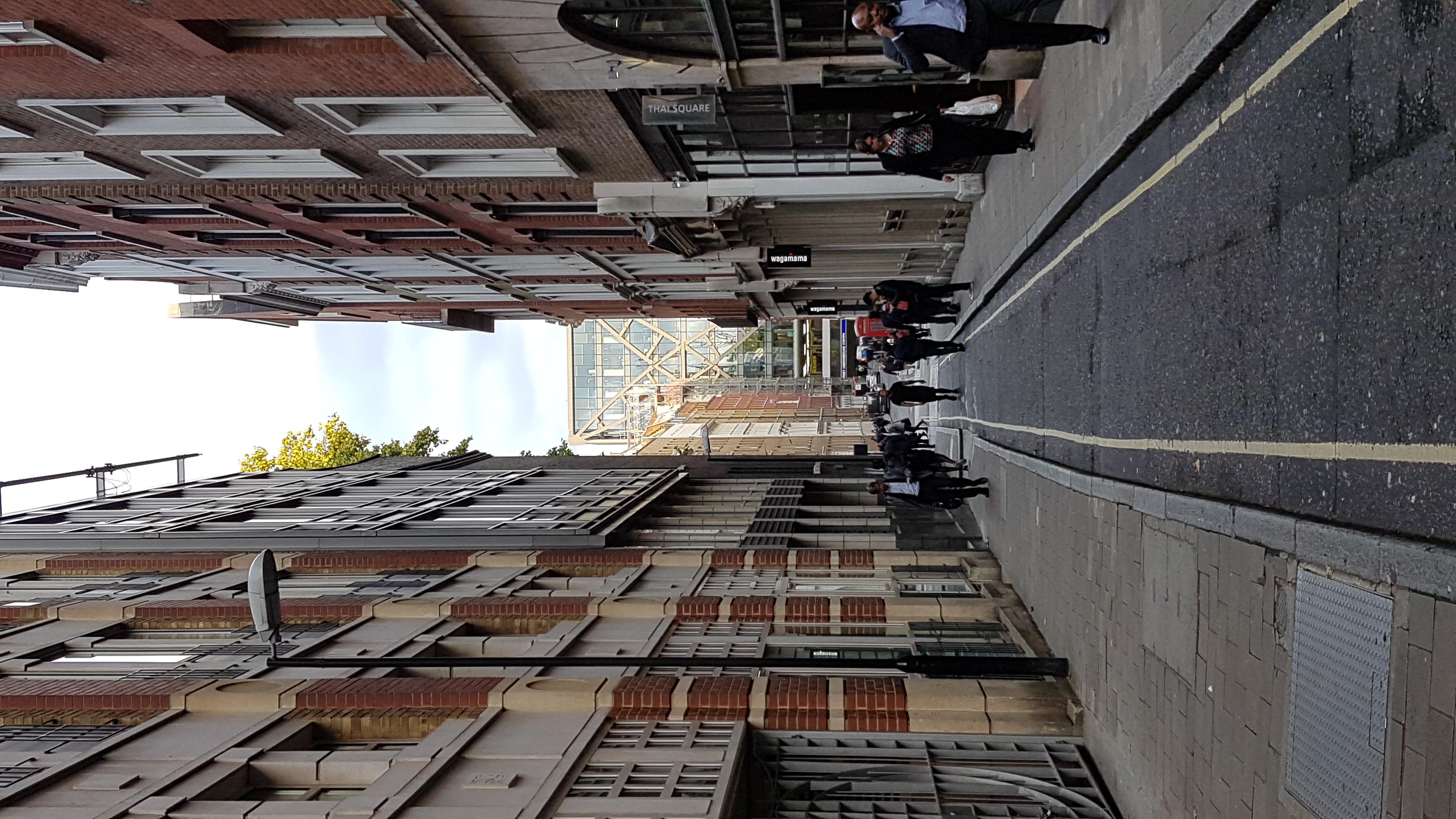 Inside Street