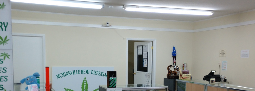 McMinnville Hemp Dispensary