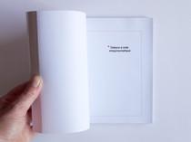 Bréviaire olfactif, édition DNSEP, 2013.