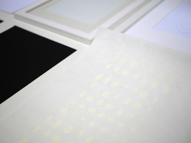 exposition JPO ateliers d'artistes, Invisibilisation,  Toulouse, 2020