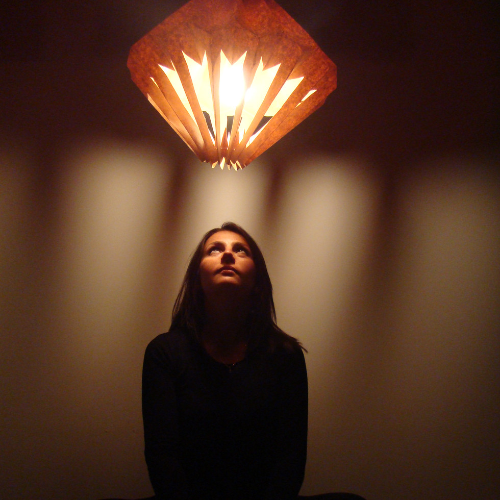 Accordian light