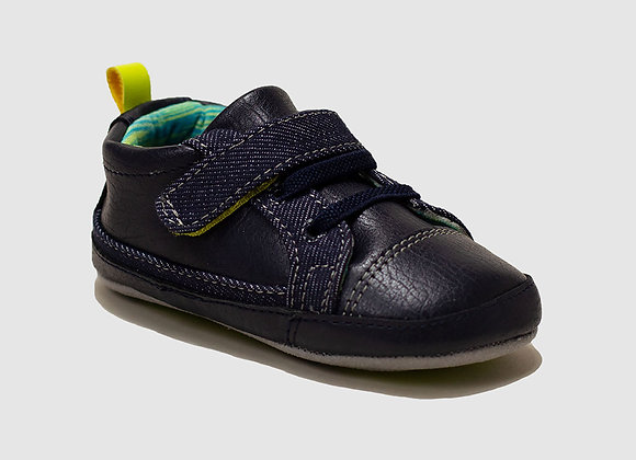 ro + me Navy Casual Parker Baby Shoes