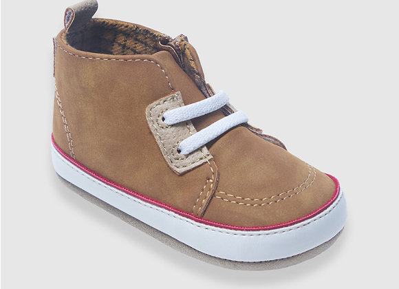 ro + me Benjamin Baby Shoes, Khaki