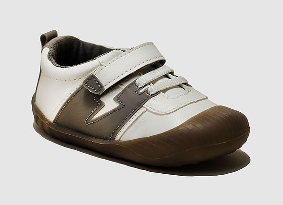 ro + me Grey Alex Athletic Baby Shoes