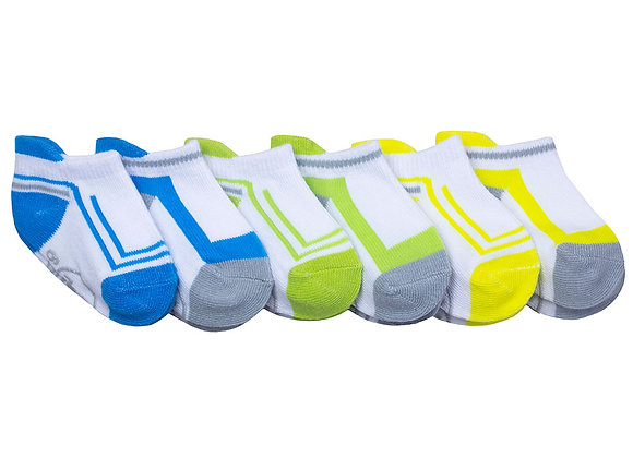 ro+me Athletic Brights Baby Socks