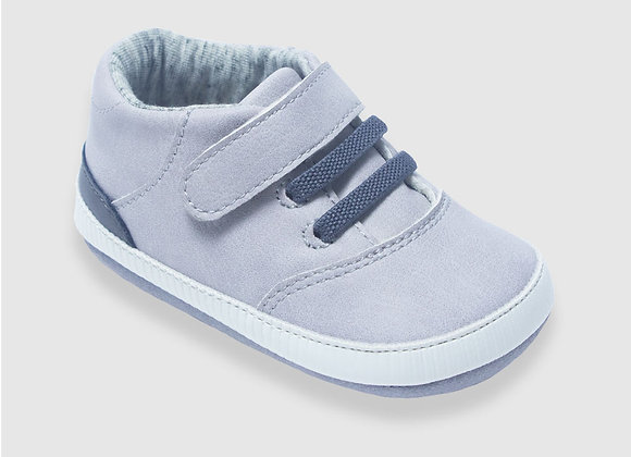 ro + me Michael Baby Shoes, Grey