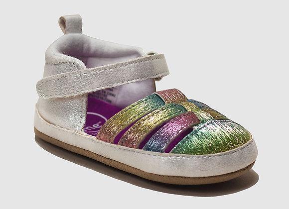 ro + me Rainbow Taylor Baby Sandals