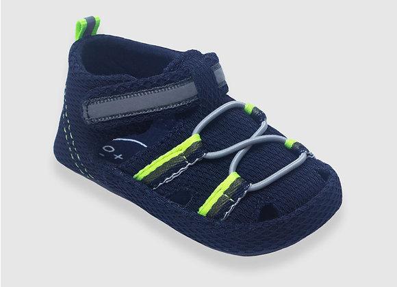 ro + me Aqua Baby Shoes, Navy