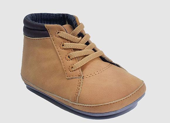 ro + me Tan Tim Boot Baby Shoes