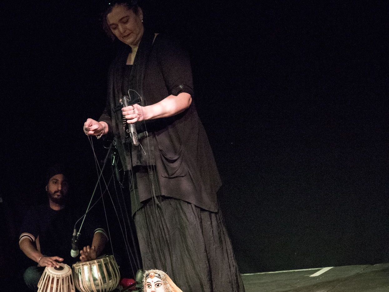 Saraswati by Indigo Moon Theatre